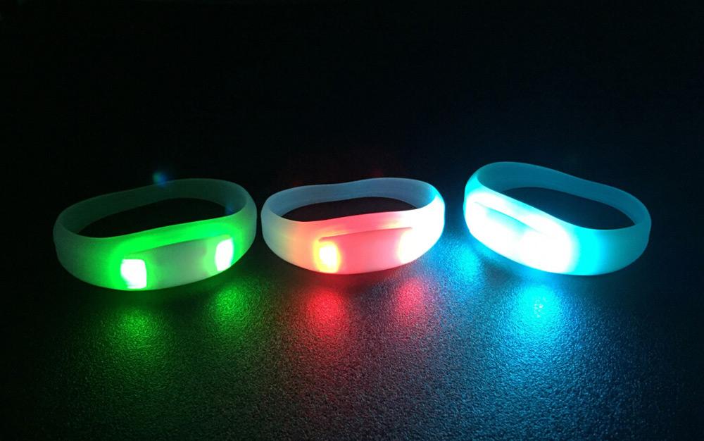 Braccialetti LED